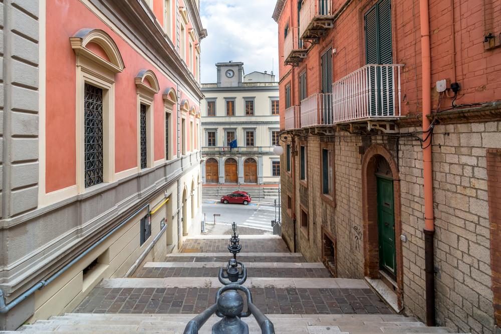 Potenza, Il centro storico © Eddy Galeotti / Shutterstock.com