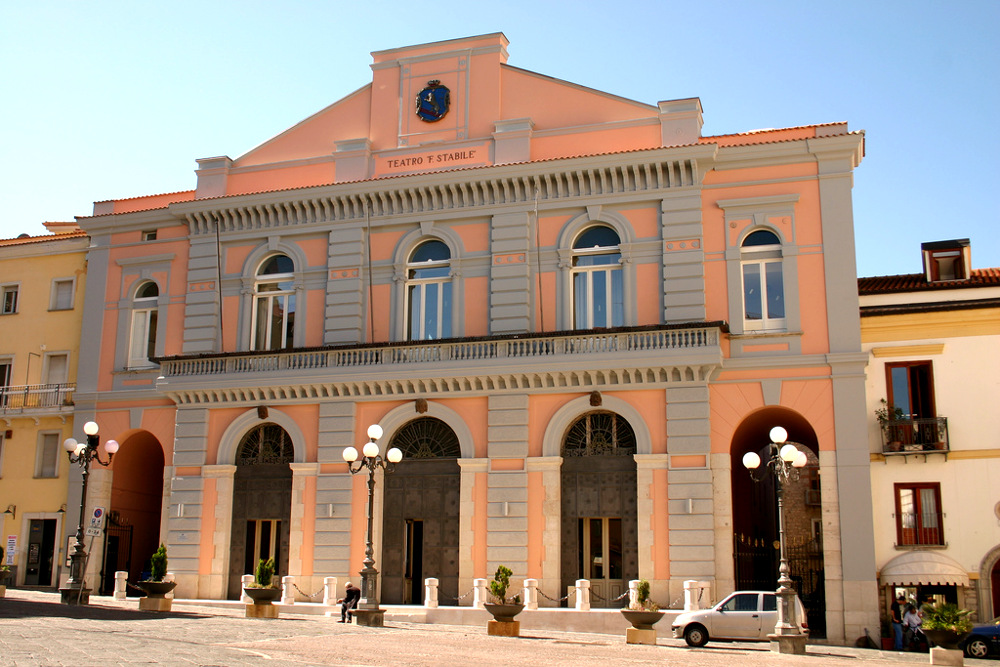 Teatro Stabile / Foto: Flickr.com