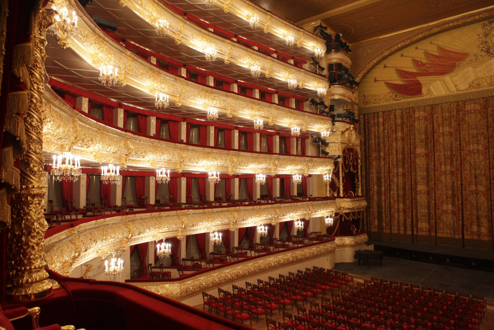Театр Ла Скала © rubelli.com