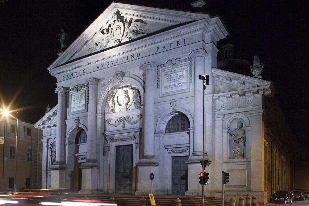 Церковь Сант'Агостино / Фото: Cariboni Group