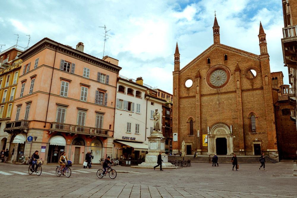 Церковь Сан Франческо © Alexandre Rotenberg / Shutterstock.com