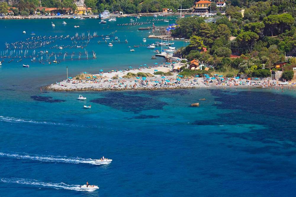 Spiaggia dei Gabbiani / Foto: http://www.barcaioliportovenere.com