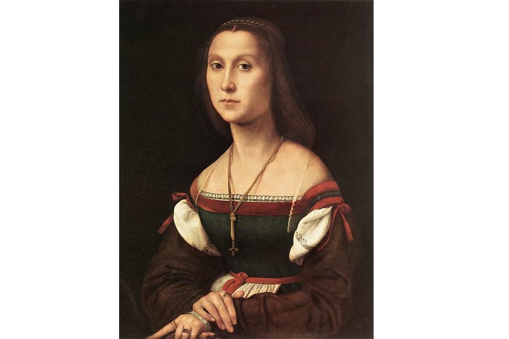 Рафаэль, «Немая», 1507