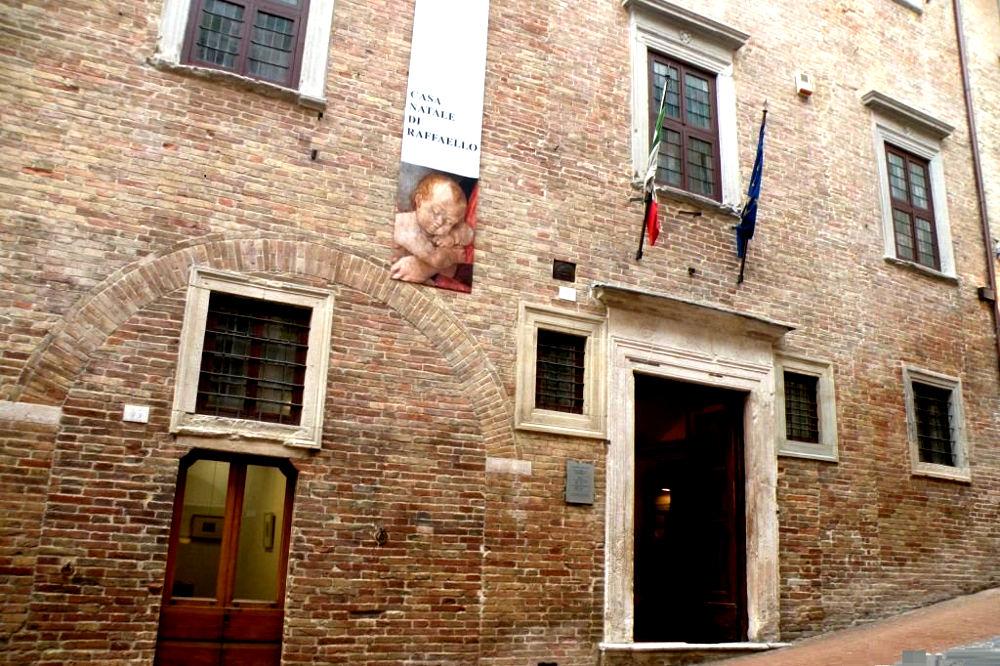 Дом-музей Рафаэля в Урбино © Dan / Shutterstock.com
