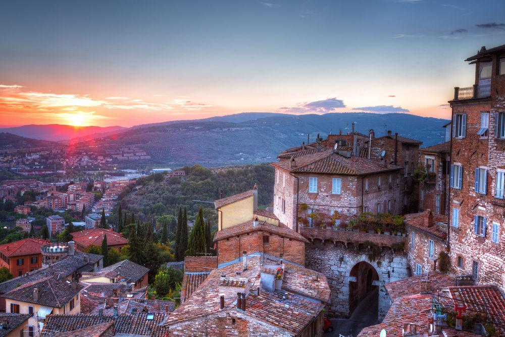 Perugia / Foto: Shutterstock.com