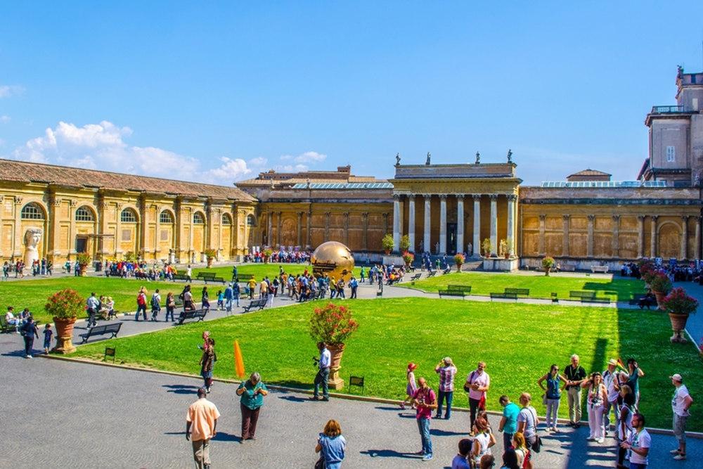 Ватиканские музеи © JurateBuiviene / Shutterstock.com