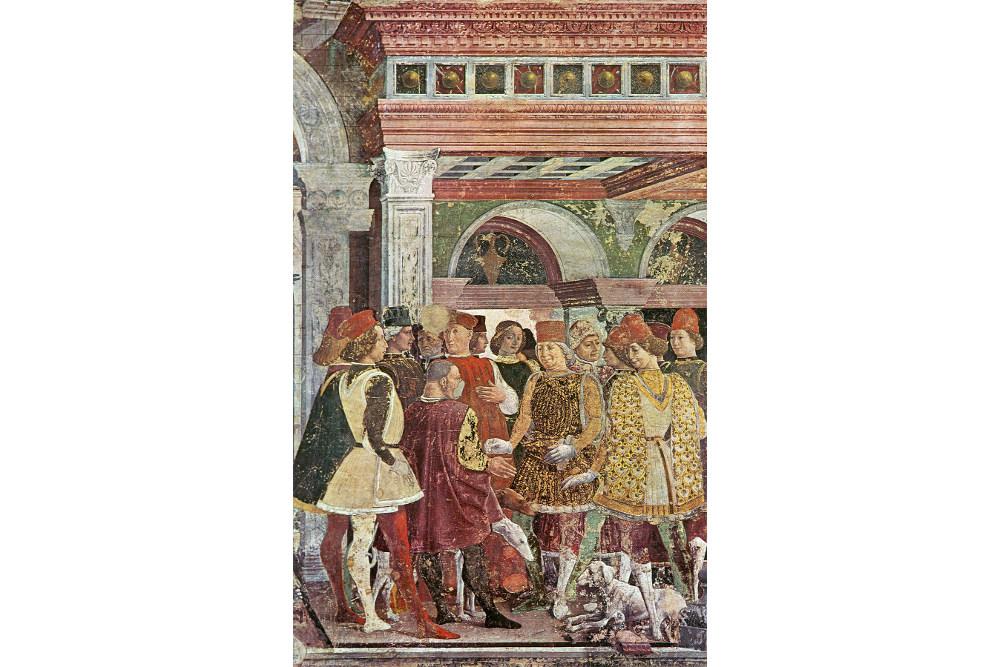 Aprile, Francesco del Cossa / Wikimedia Commons