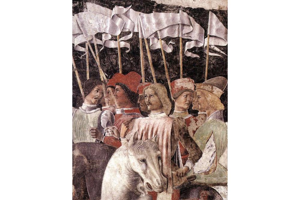 Baldasarre d'Este, Francesco del Cossa / Wikimedia Commons