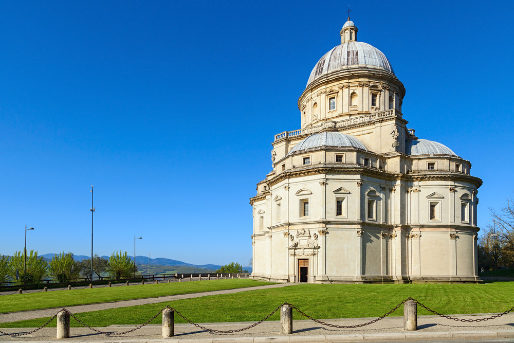 Il Tempio di Santa Maria della Consolazione / Foto: Shutterstock.com