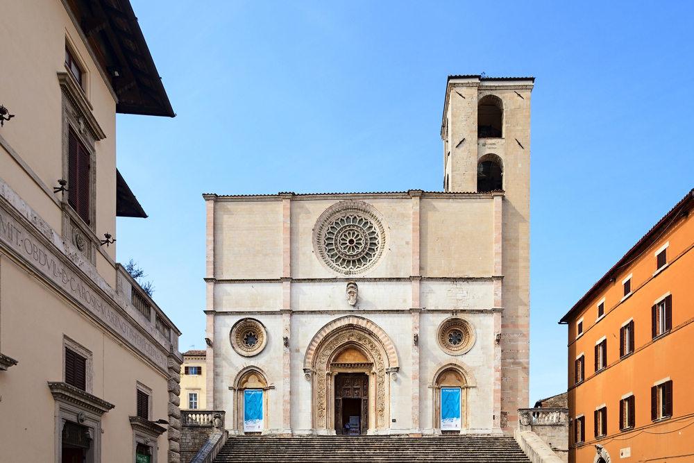 Duomo di Todi / Foto: Shutterstock.com