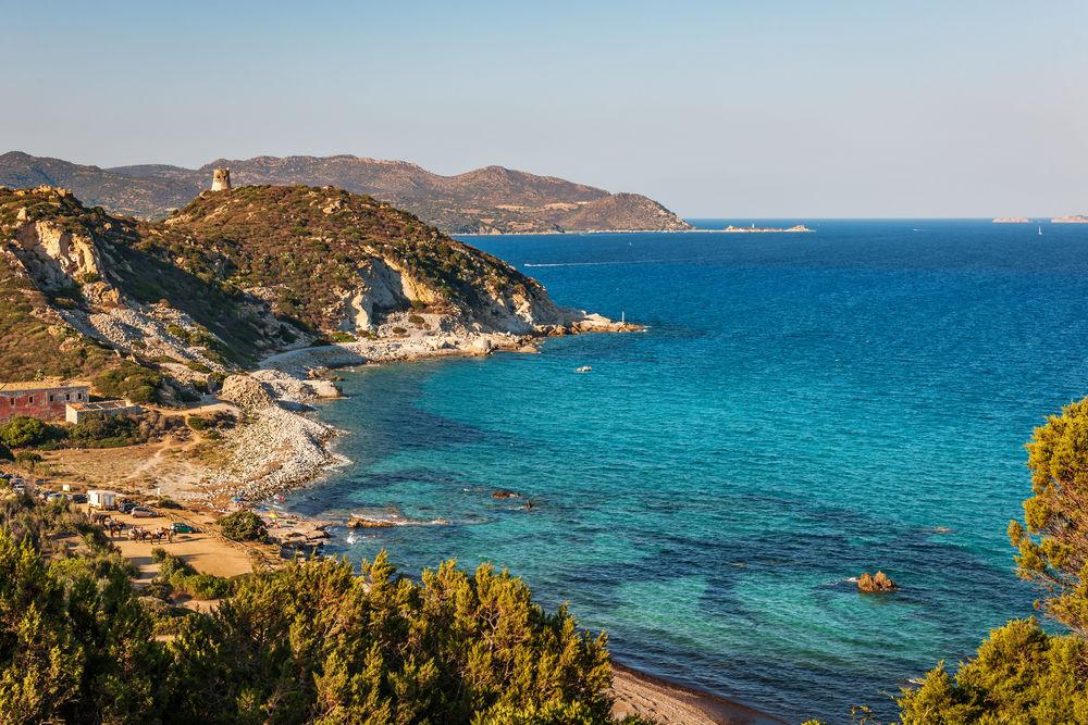 Sardegna, Capo Carbonara / Foto: Shutterstock.com