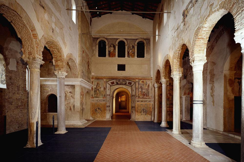 Монастырь Сан Сальваторе е Санта Джулия / Foto: turismobrescia.it