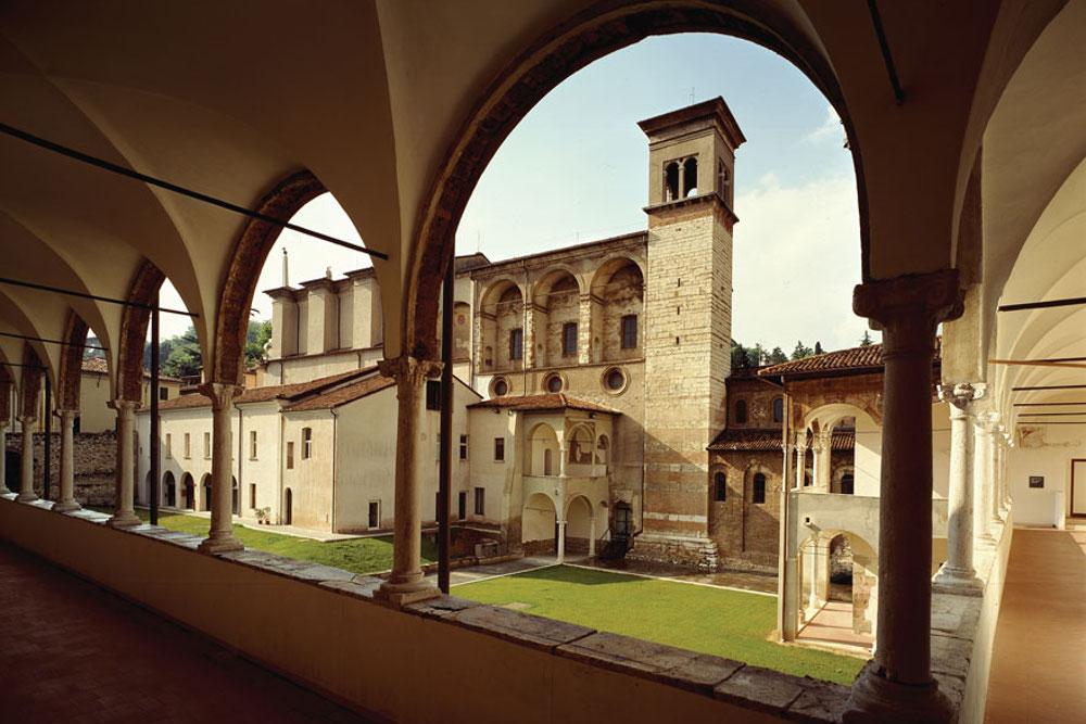 Il monastero di San Salvatore e Santa Giulia / Foto: turismobrescia.it