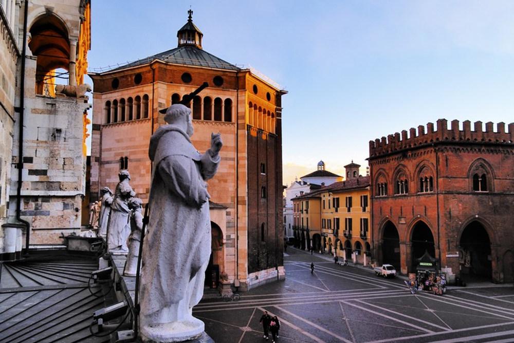 Piazza del comune a Cremona / Foto: Shutterstock.com