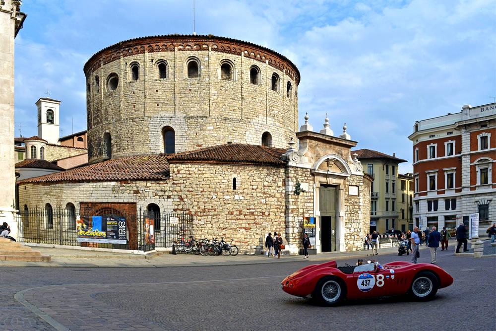 Mille Miglia в Брешии © stefano marelli / Shutterstock.com
