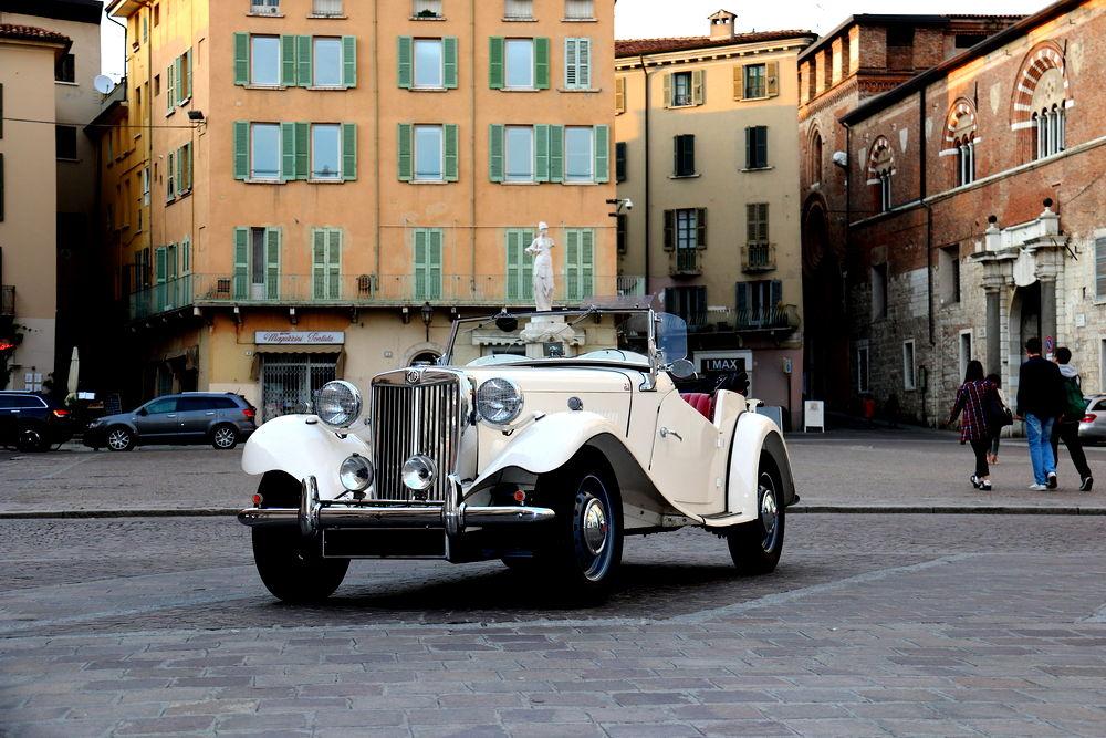 Mille Miglia в Брешииa © zakrevsky andrey / Shutterstock.com