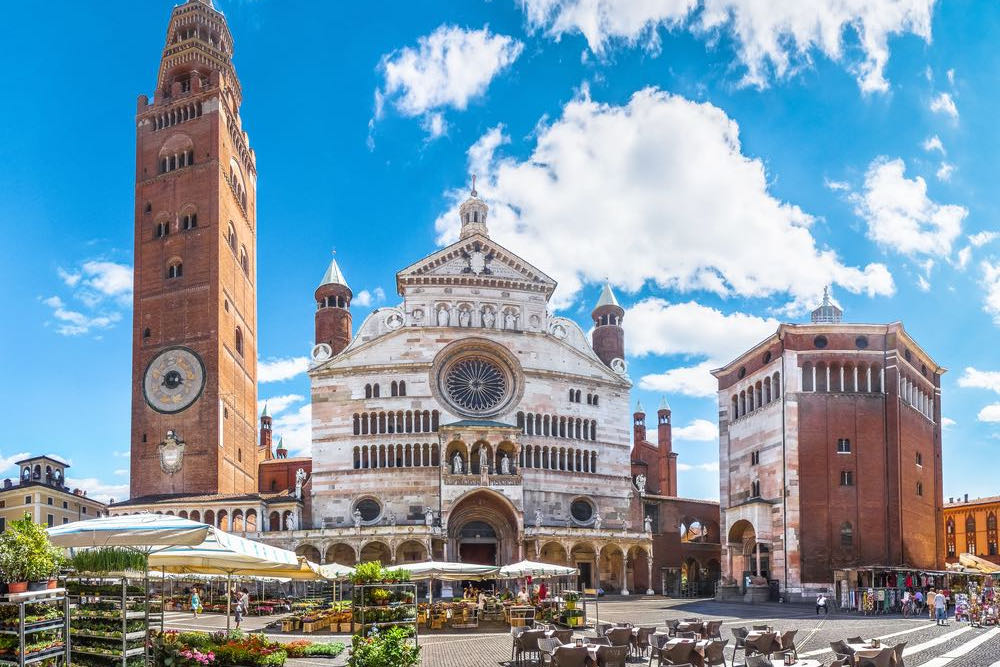 Duomo di Cremona / Foto: Shutterstock.com