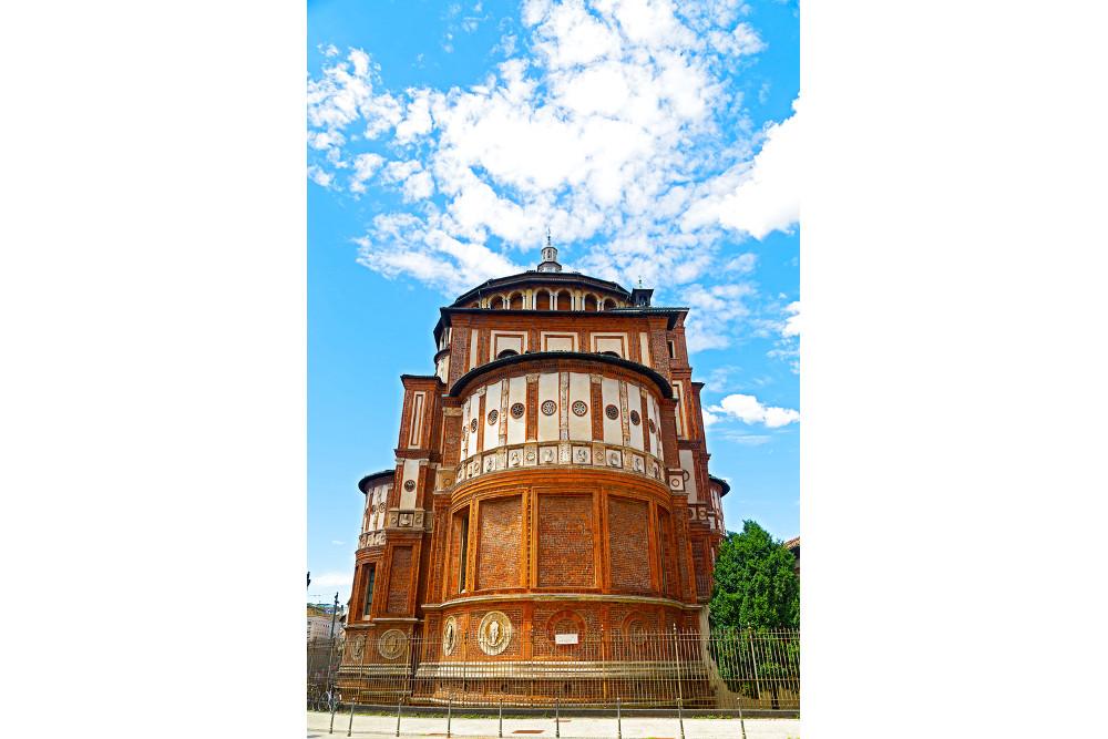 Chiesa di Santa Maria delle Grazie / Shutterstock.com