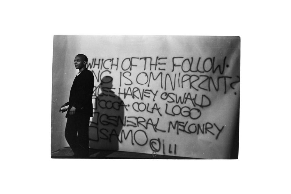 ©ANton Perich, Basquiat LOW