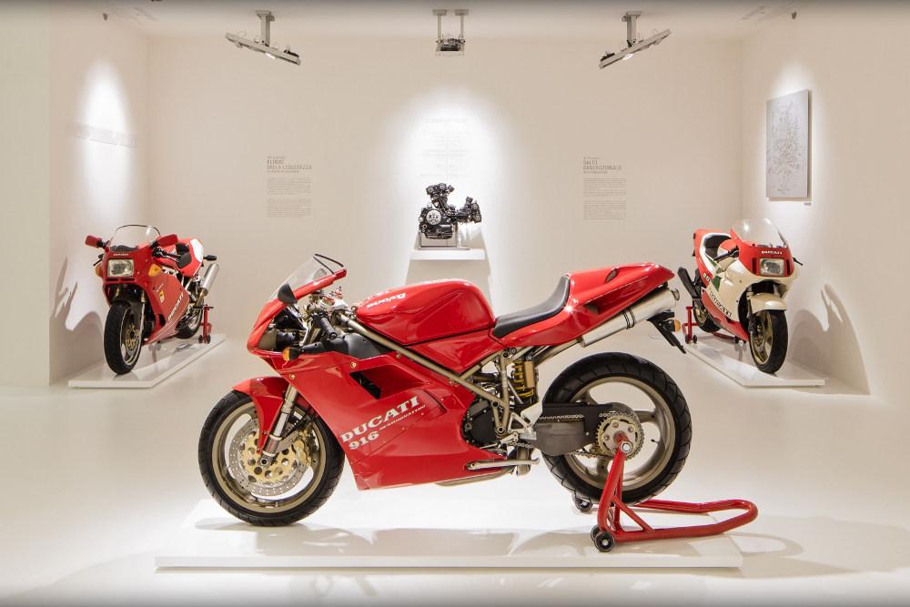 © Museo Ducati