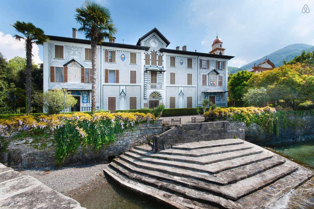 Villa Trotti / Фото: Pinterst.com