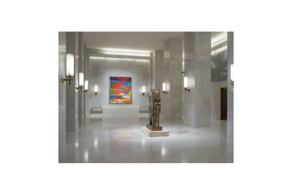 Зал формы, Палаццо Фарнезина © Giuseppe Carotenuto