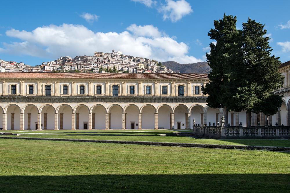 Certosa della Padula / Foto: Shutterstock.com