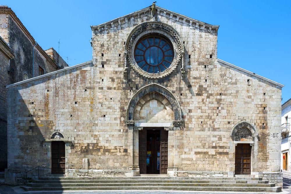 La Basilica Concattedrale / Foto: Shutterstock.com
