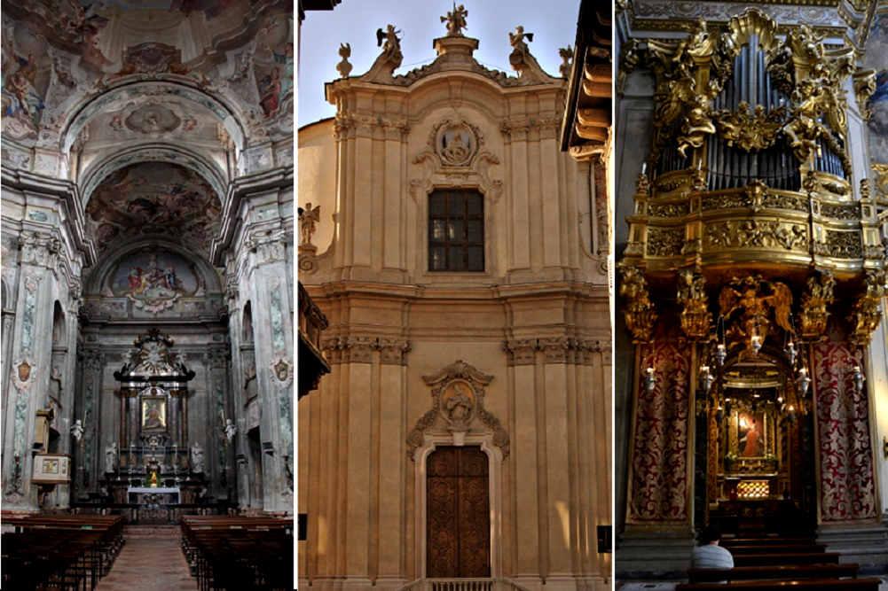 Церковь Сан Филиппо Нери
