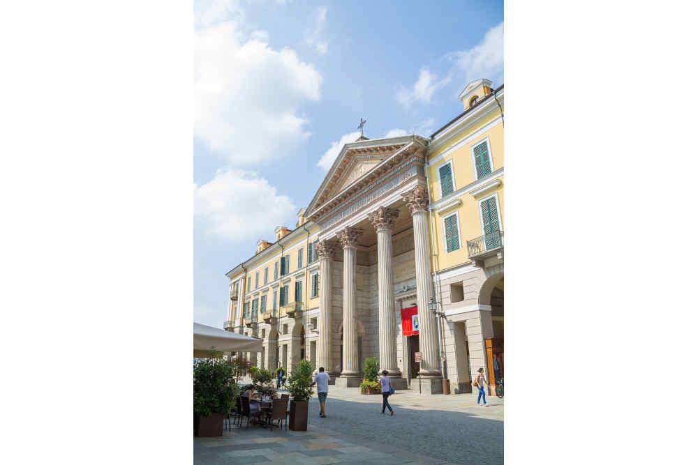 Кафедральный собор Санта-Мария-дель-Боско / Shutterstock