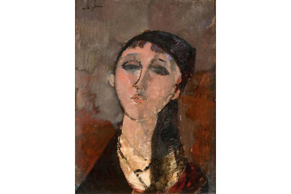 Amedeo Modigliani, Testa di ragazza