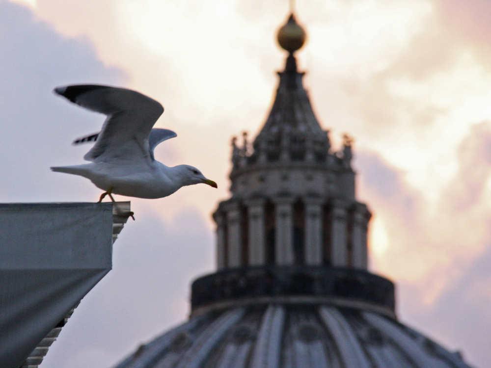 Ватикан © Vladislav Fliarkovsky