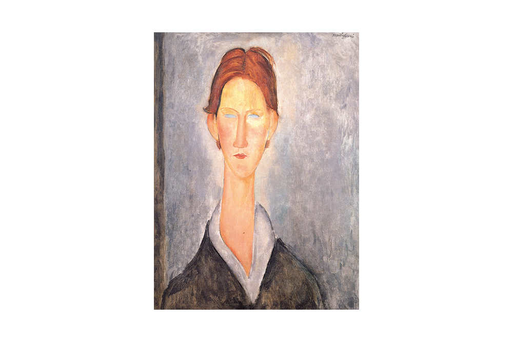 Amedeo Modigliani, Studente