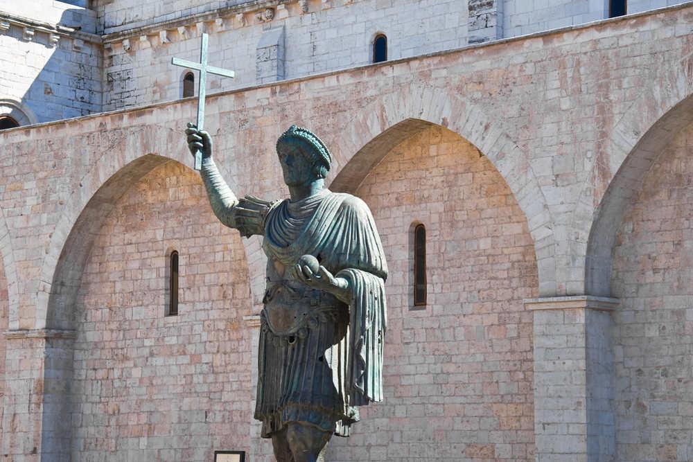 """Il bronzo di """"Eraclio"""""""