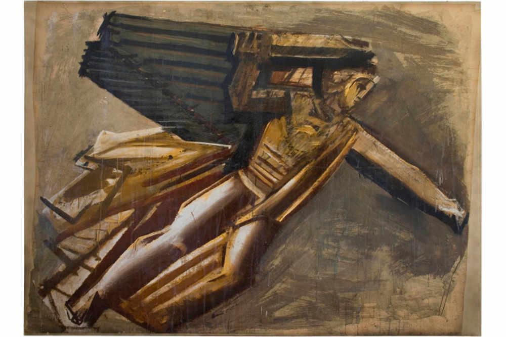 Марио Сирони, «Крылатая победа», 1935