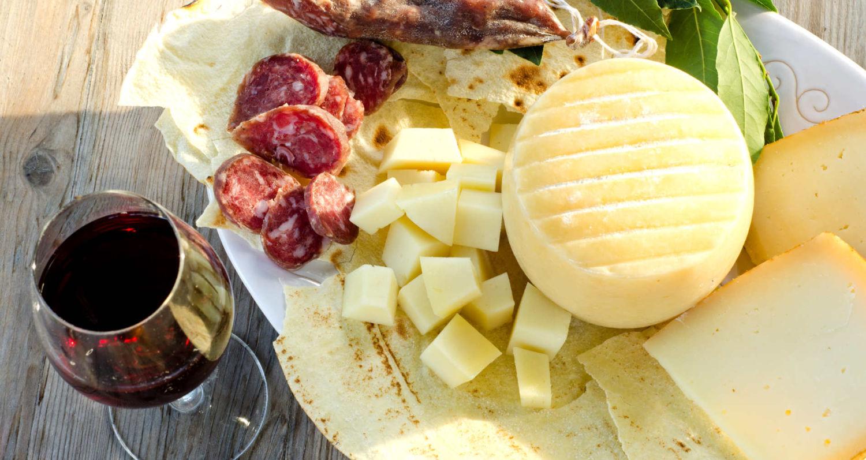 I prodotti tipici della sardegna la tua italia for Roma prodotti tipici