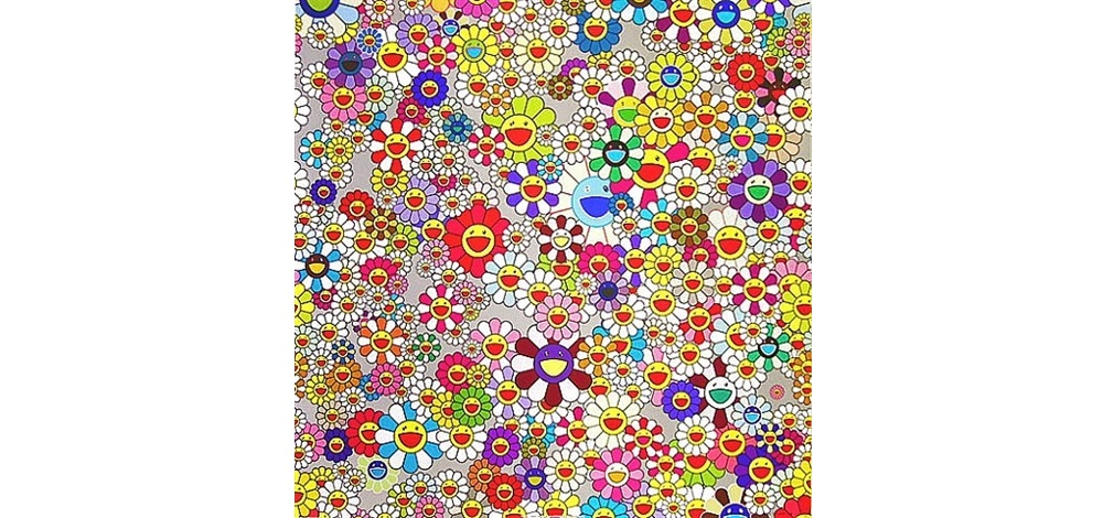 takashi-murakami-flower-(superflat)