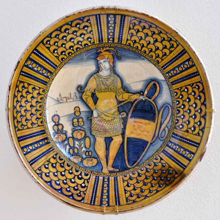 Museo Della Ceramica Di Deruta.La Ceramica Di Deruta La Tua Italia