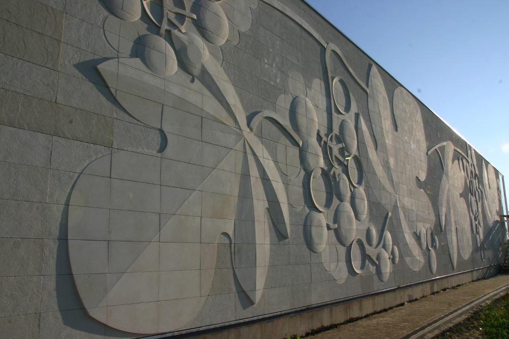 Azienda vitivinicola in Russia
